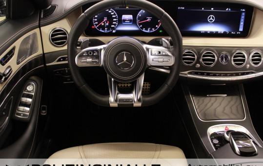 Mercedes-Benz S560